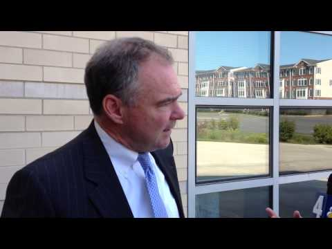 Tim Kaine Interview, Sept. 25