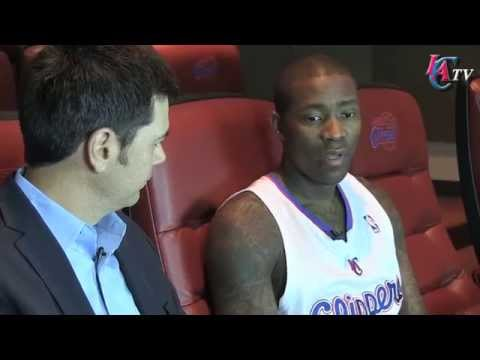 Jamal Crawford Interview