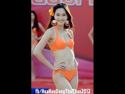 Top 10 Hoa hậu Việt Nam bốc lửa với bikini