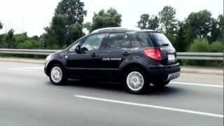 Fiat Sedici 1,6 4WD & Suzuki SX4 1,6 4WD - test blog.pgd.pl