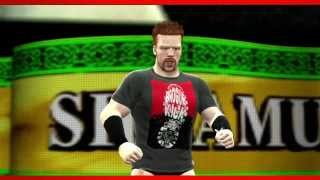 Sheamus WWE 2K14 Entrance And Finisher (Official)