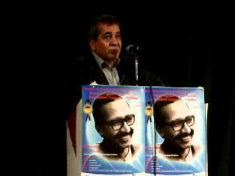 Omar Belhouchet parle de Tahar Djaout