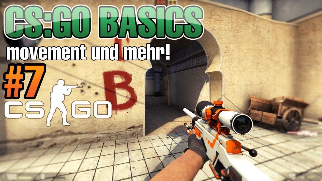 cs go basics 7 movement weapon switch und mehr youtube. Black Bedroom Furniture Sets. Home Design Ideas