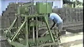 Manek Concrete Block Making Machine Egg Laying Type