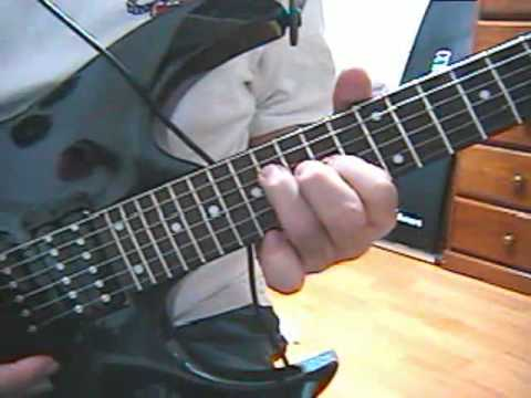Part 3 - One Way or Another - Guitar Solo
