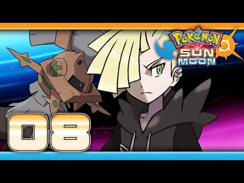 Pokemon Sun and Moon - Part 8 - Gladion and Type: Null