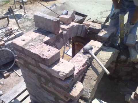 Kemence építés