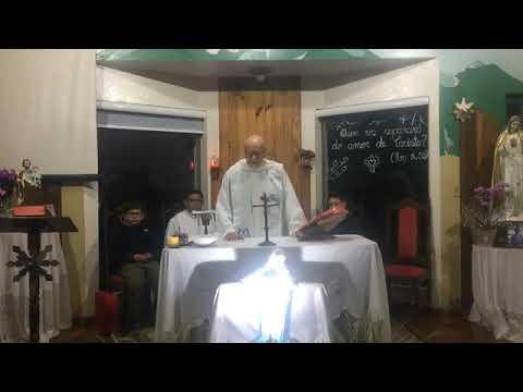 Santa Missa | 04.08.2020 |Terça-feira | Padre José Sometti | ANSPAZ