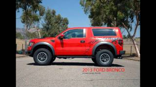 2014 Ford Bronco | Book Reviews