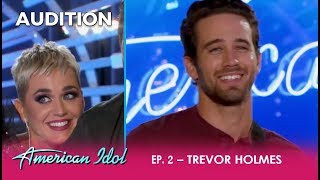 Katy Perry Falls In LOVE With A Contestant On TV! | American Idol 2018
