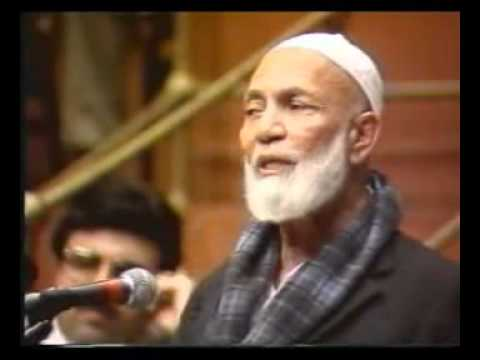 Is Jesus God  ? - Ahmed Deedat VS Anis Shorrosh