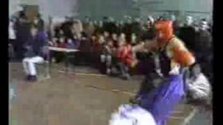 Taekwondo Vs Kung Fu, Karate, Full Contact, Mauy Thai