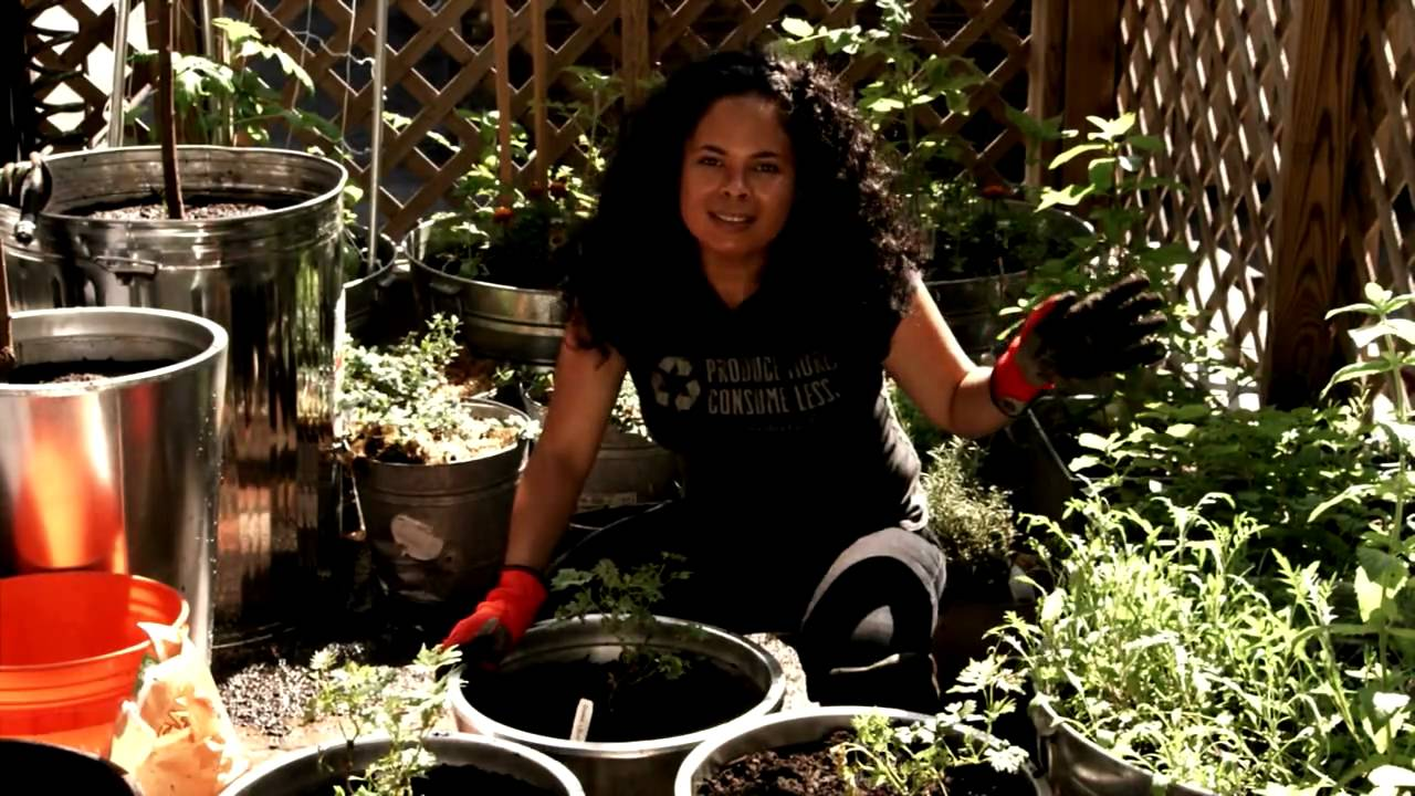 Container Gardening: Grapes Video