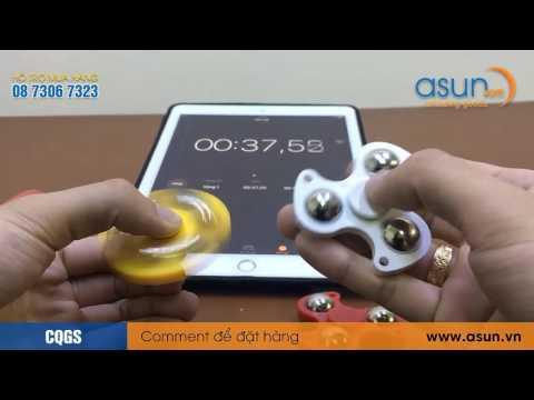 Con Quay Giảm Stress 3 Cánh Hand Spinner Fidget Spinner - Asun.vn