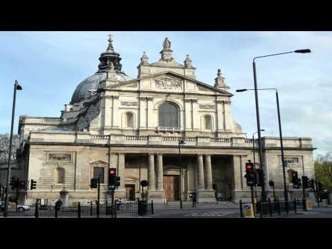 Brompton Oratory Sloane Square London