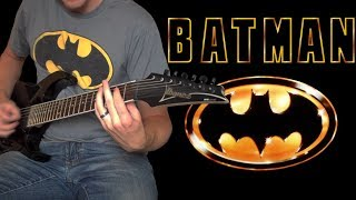 Batman Theme (Metal Version)