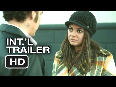 Blood Ties Official International Trailer #1 (2013) - Zoe Saldana, Mila Kunis Movie HD