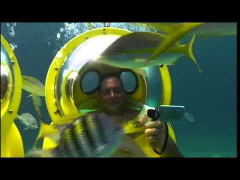 Best, сool, fun Adventure. Mini-SUB in Bahamas