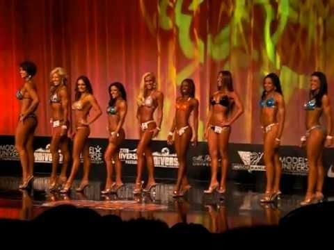 Ms Bikini Universe Miami - Top 10 Classic Division June 2011 ...
