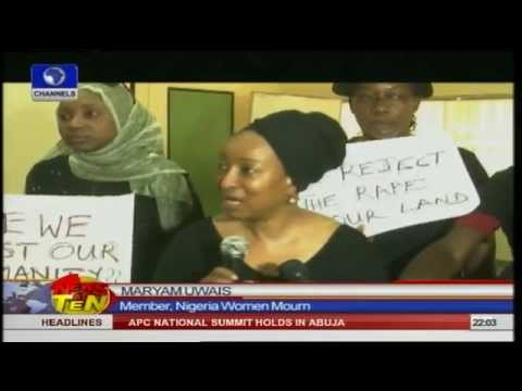 Women Across Nigeria Condemn Killings Of Students In N/East Nigeria