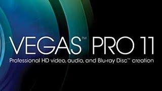 Aprenda A Usar O Sony Vegas 11 Pro Tutorial