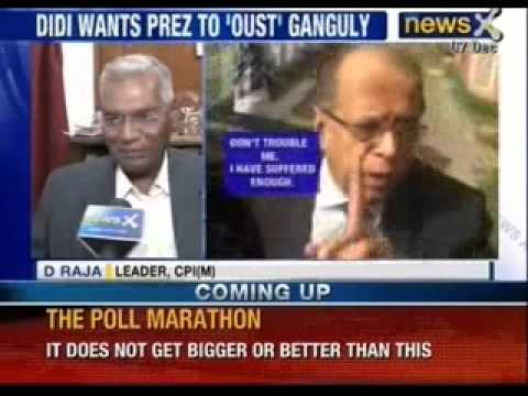 Mamata writes to President again, seeks removal of AK Ganguly from WBHRC - NewsX