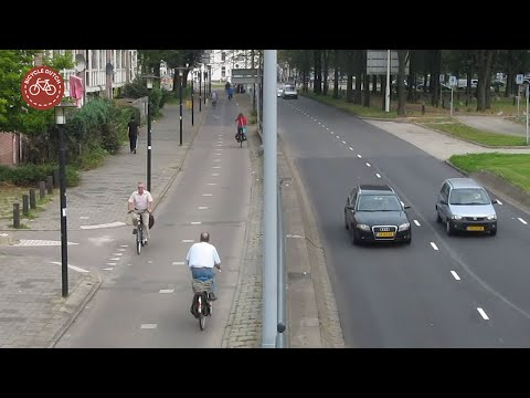 Thumbnail image for 'Video: How The Dutch Got Their Cycle Paths'