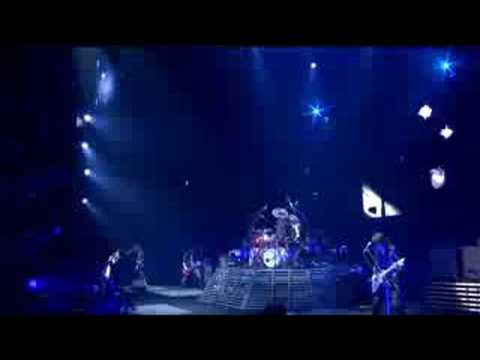 LUNA SEA - END OF SORROW [GOD BLESS YOU-One Night Dejavu]