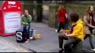 aksi Beatbox dan Bass jam jalanan