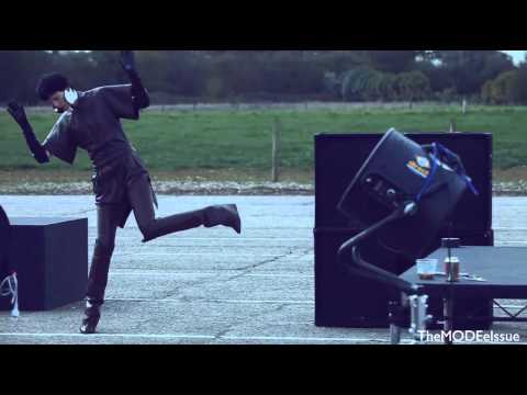 GIVENCHY FW 2012 AD CAMPAIGN BEHIND-THE-SCENE (HD EXCLUSIVE)