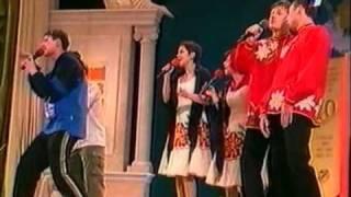 КВН Высшая лига (2001) 1/4 - Утомленные солнцем - Музыкалка. КВН Лучшее