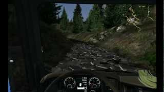 German Truck Simulator Extreme Trucker  HD 1080p