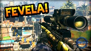 """FAVELA GAMEPLAY!"" Call Of Duty: Ghost ""INVASION"" DLC"