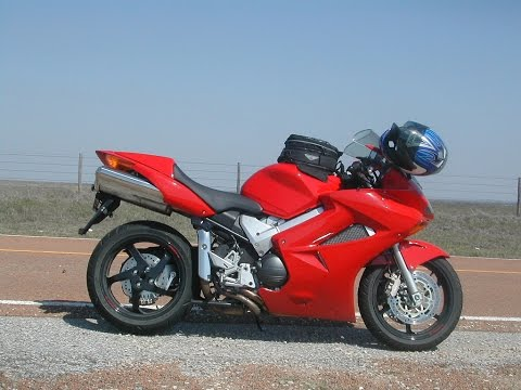 Best Honda VFR800 exhaust sounds in the world