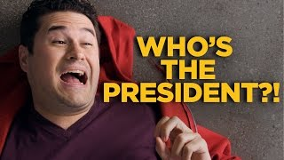 Is Trump the President or Am I Brain Damaged?