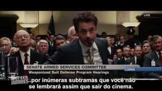 Honest Trailers Homem De Ferro 2 LEGENDADO