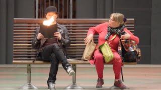 Burning Book PRANK🔥-Julien Magic