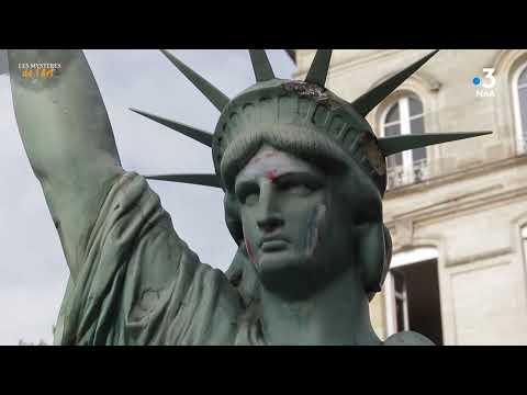 Les Mystères de l'Art - La Statue de la Liberté à Bordeaux