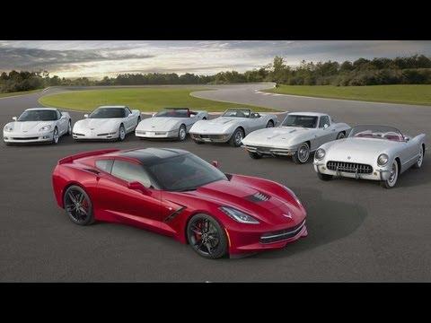 Corvette C7 Stingray: Evolution of Design - HOT ROD Unlimited Episode 29