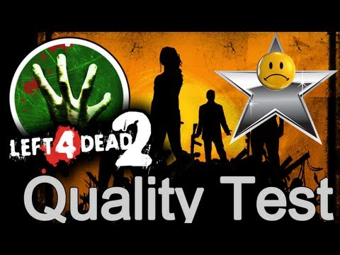 Left 4 Dead 2 Quality Test + Abusing SilverSleet