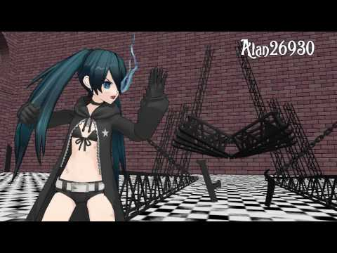 [MMD] I Eat BRS.... Force of Nature