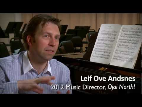 Leif Ove Andsnes on 2012 Ojai North! at Cal Performances