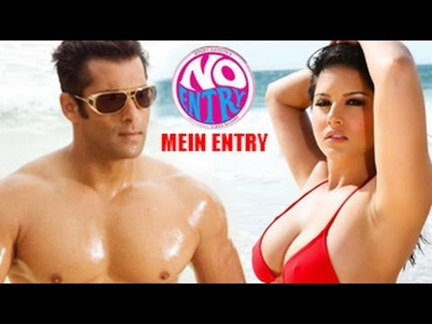 Salman Khan to romance Sunny Leone in No Entry Main Entry