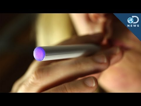 Are E-Cigs Safer?