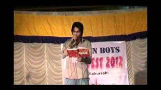Mulliyakurssi Golden Boys Kids Fest 2012 part 1 Part 2(niyas k)