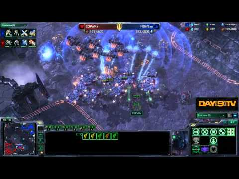 Day[9] Daily #458 P2 - Current TvP Part 1: The Midgame