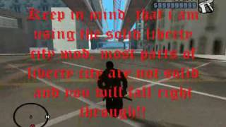 How To Get To Liberty City In GTA San Andreas