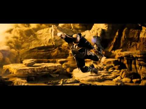 Riddick Official International Trailer #1 (2013) - Lotte Cinema - Vin Diesel Sci-Fi Movie -
