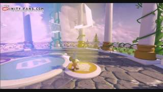 Disney Infinity Earn Unlimited Infinite Spins By