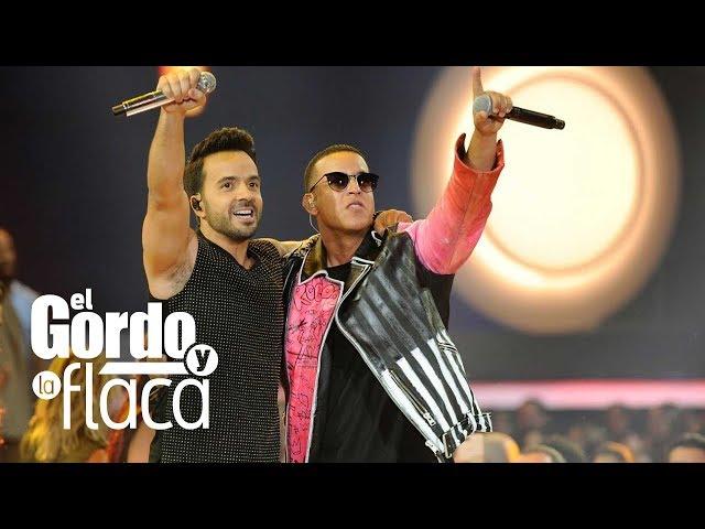 Luis Fonsi y Daddy Yankee estarían limando asperezas